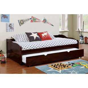 Doynton Twin Daybed with Trundle by Darby Home Co