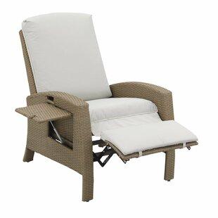 Bay Isle Home Crestline Patio Chair with Cushion