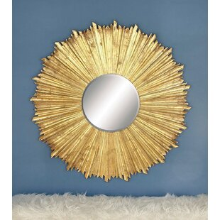 Look for Wood Wall Mirror ByCole & Grey