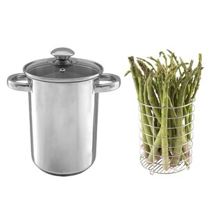 Asparagus 3 Qt. Steamer with Lid