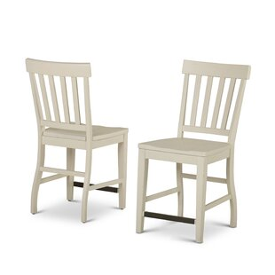 Duclos 24 Bar Stool (Set of 2) Highland Dunes