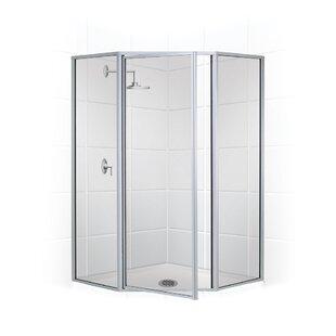 Coastal Shower Doors Legend Series Framed 58