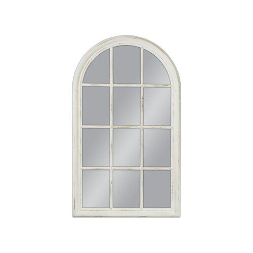 Wandspiegel Maison Alouette Beschichtung: Steinweiß | Flur & Diele > Spiegel | Maison Alouette