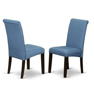 Brunson Upholstered Dining Chair (Set Of 2)