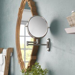 Inexpensive Alphonsine Makeup/Shaving Mirror ByDarby Home Co