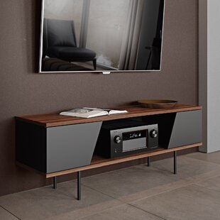 Inexpensive Dixie TV Stand for TVs up to 55 by Tema Reviews (2019) & Buyer's Guide