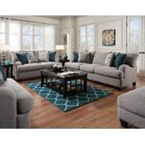 Retro Living Room Set | Wayfair