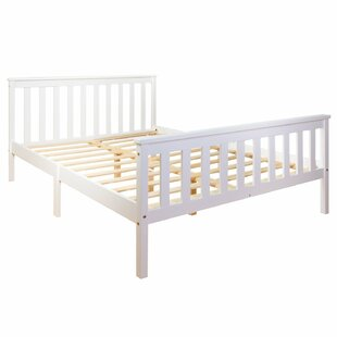 Double (4'6) Bed Frame By House Of Hampton