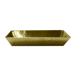 79e9946f059e20 Gold Metal Decorative Baskets You ll Love