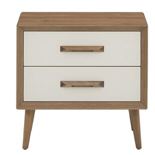 Kellan 2 Drawer Nightstand