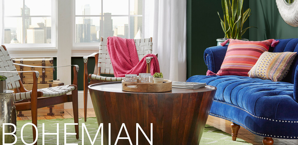 Bohemian Furniture Boho Decor