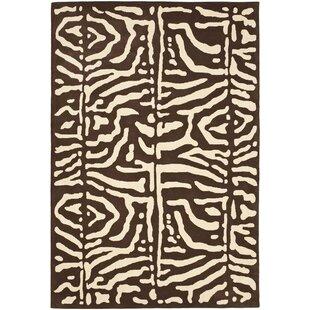 Alden Hand-Tufted Wool Safari Teak Area Rug by Lauren Ralph Lauren