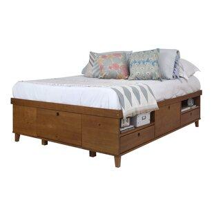 Landon European Kingsize Storage Bed By Corrigan Studio