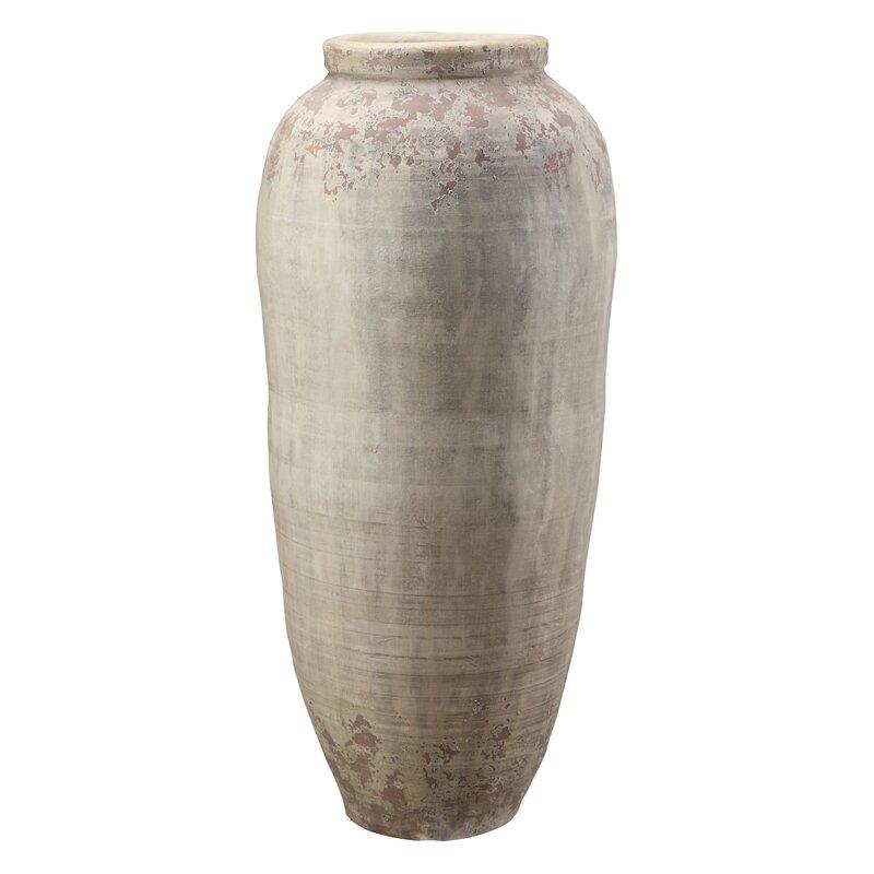 Bloomsbury Market Contemporary Terracotta Vase Wayfair