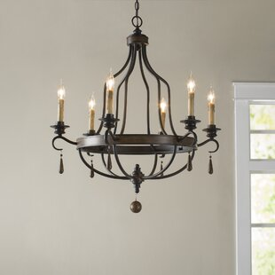 Read Reviews Coningsby 6-Light Chandelier By Birch Lane™