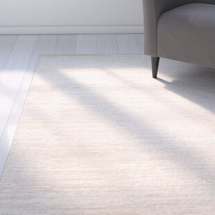 Deals Harloe Ivory/Cream Area Rug By Zipcode Design