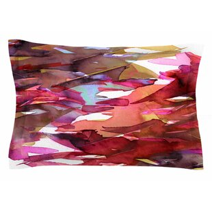 Ebi Emporium 'Fervor 6' Watercolor Sham