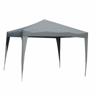 Boudreaux 3m X 3m Metal Pop Up Gazebo By Freeport Park