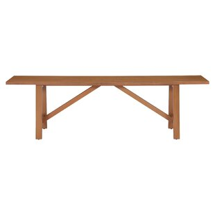 Kruse Bench by August Grove