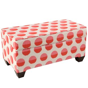 Latitude Run Autumn Upholstered Storage B..