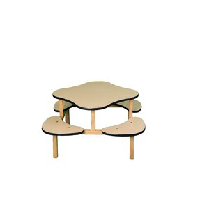 Reviews Play Table in Maple By Wild Zoo