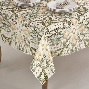 Panettone Tablecloth