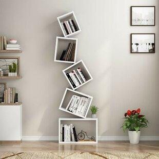 Plunkett Floating Standard Bookcase