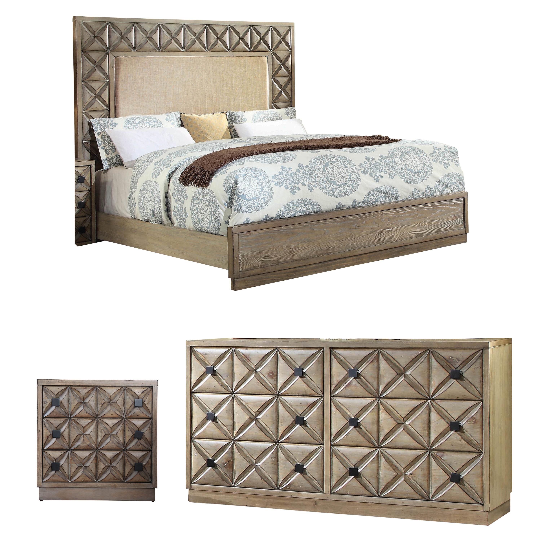Super Pinnix Queen Configurable Bedroom Set Beutiful Home Inspiration Cosmmahrainfo