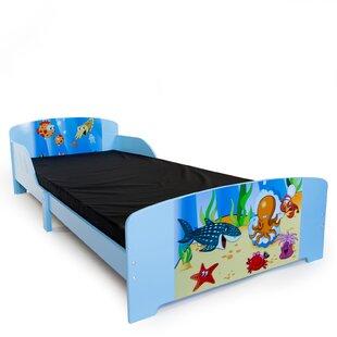 Shyann European Single Bed Frame By Zoomie Kids
