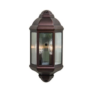 Compare & Buy Lester 2-Light Outdoor Flush mount By Charlton Home