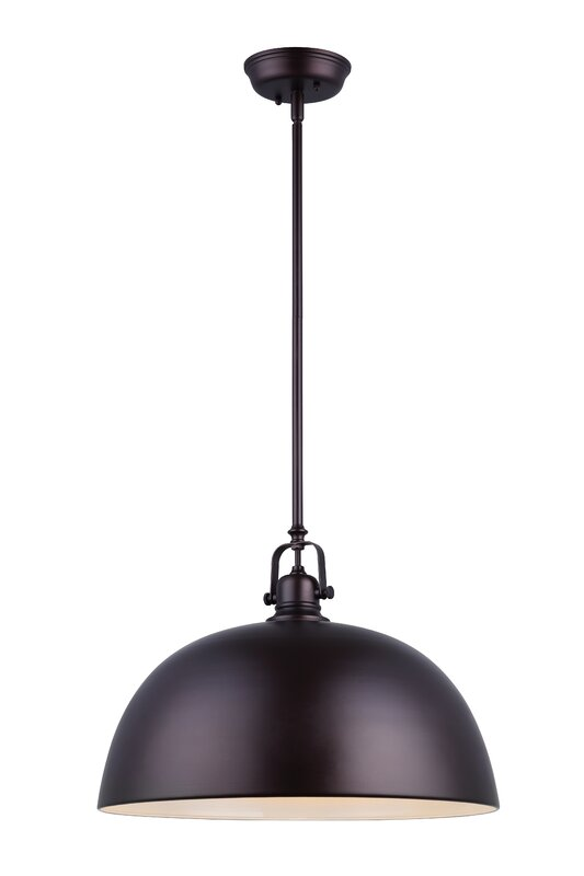 Southlake 1-Light Bowl Pendant