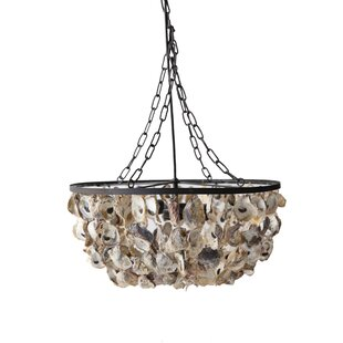 Derrek 2-Light Novelty Chandelier By Beachcrest Home