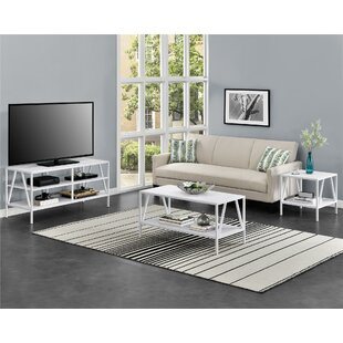 Bargain Avondale 2 Piece Coffee Table Set By Novogratz