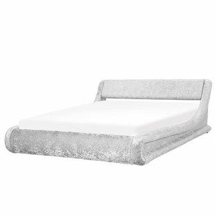 Check Price European Kingsize (160 X 200cm) Upholstered Platform Bed