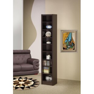 Inexpensive Upper Vobster Standard Bookcase By Winston Porter