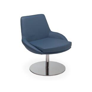 Orren Ellis Gulledge Swivel Side Chair