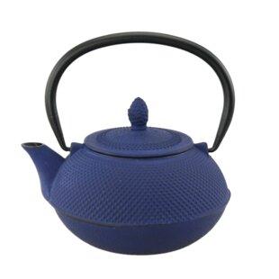 Kyusu 0.94-qt Cast Iron Teapot