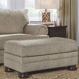 Magness Ottoman by Darby Home Co
