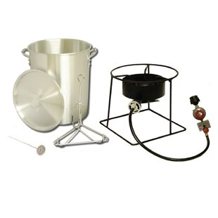 1-Burner Propane Turkey Fryer By King Kooker