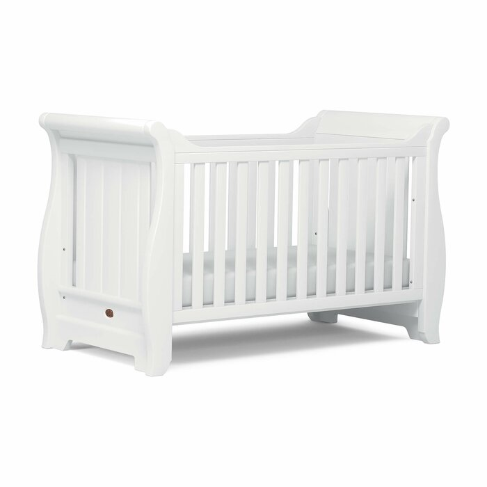 separation shoes 442fe 30d75 Sleigh Cot Bed