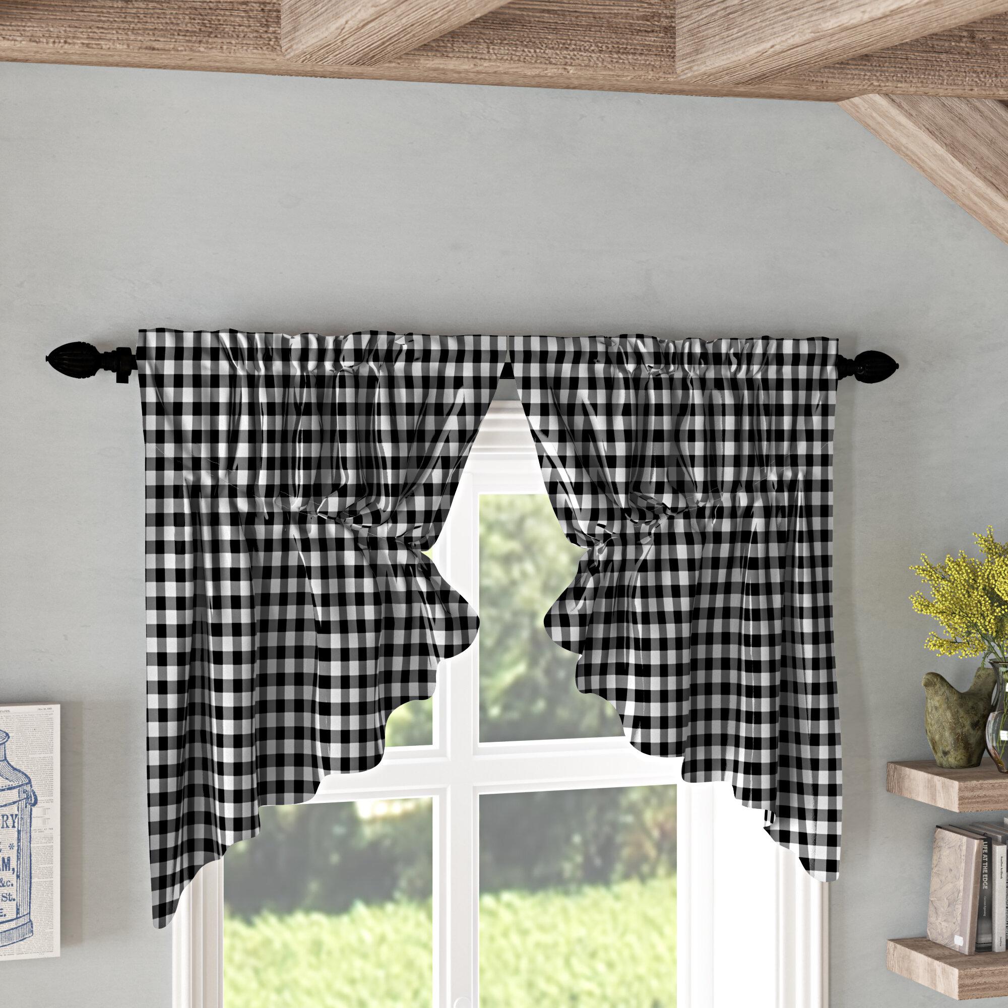 Kitchen Curtains Valances Wayfair