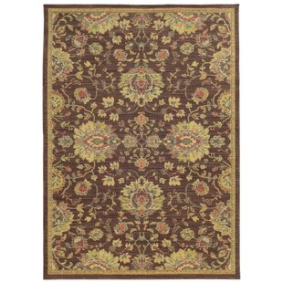 Tommy Bahama Cabana Green/Purple Indoor/Outdoor Area Rug