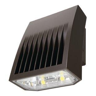 Cooper Lighting LLC Crosstour 18-Watt LED Outdoor Security Wall Pack