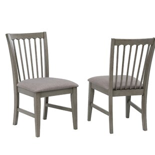 Vergara Spindle Back Dining Chair (Set of 2) by Ophelia & Co.