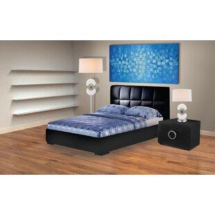 Dent Queen Upholstered Platform Bed by Brayden Studio