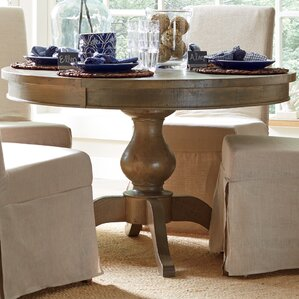 Reclaimed Wood Kitchen Dining Tables Youll Love Wayfair