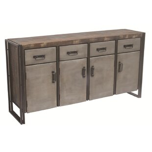 Marguerite 4 Drawer Sideboard by 17 Stories