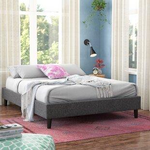 Terina Upholstered Platform Bed By Zipcode Design