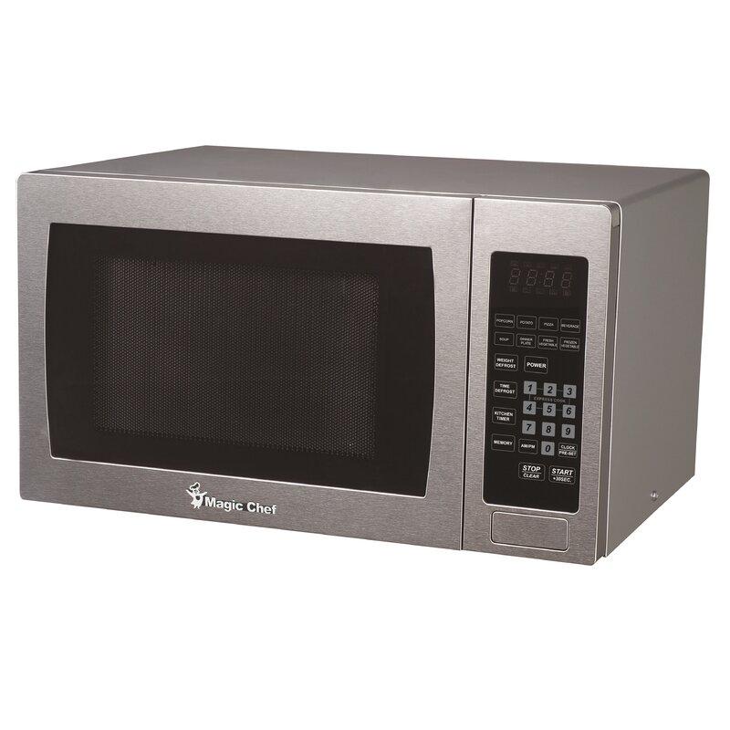 Magic Chef 19 1 0 9 Cu Ft 900 Watt