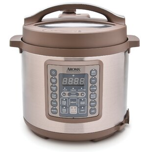 6 Qt. Professional Digital Pressure Cooker
